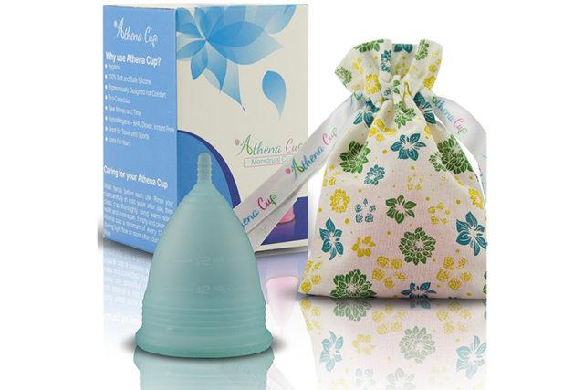 Athena Cup : choisissez une coupe menstruelle efficace pour faciliter vote quotidien